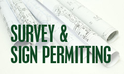 Survey & Sign Permitting from Paxton Signs of Colorado