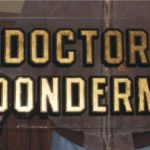 dr schoondermark paint and gold leaf sign