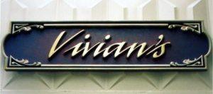 vivians dimensional sign