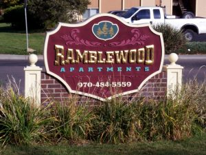 throwback thursday ramblewood sign