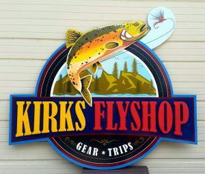 kirks fly shop photo