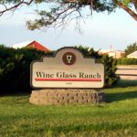 wine glass monument