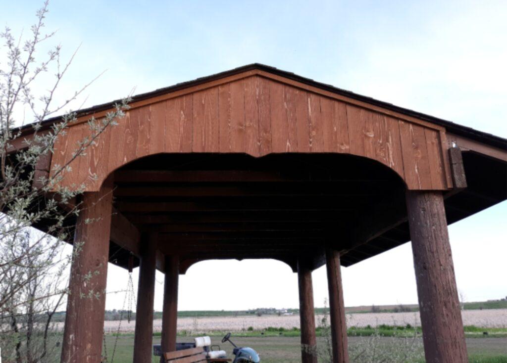 Melody Marsh Bridge structure