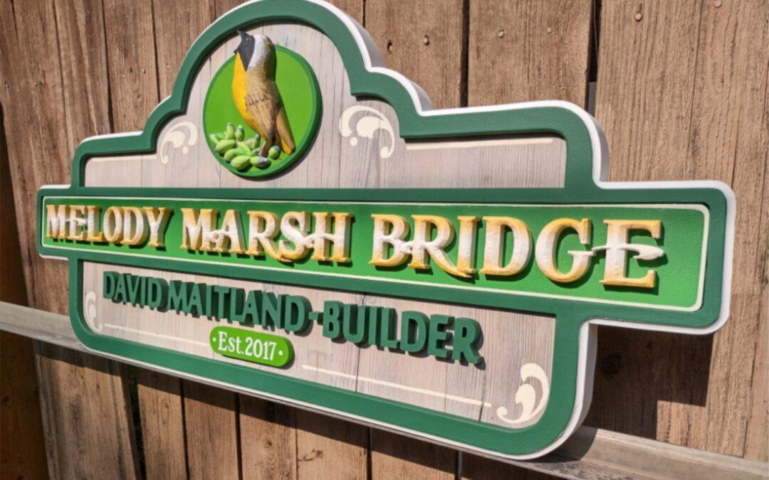 Melody Marsh Bridge